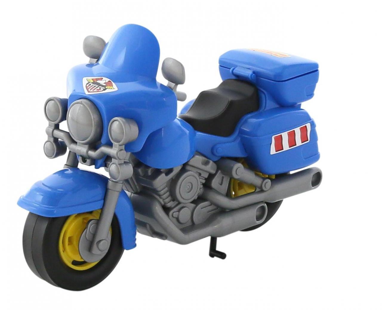 Мотоцикл Полесье Полицейский Харлей П-8947 в ассортименте