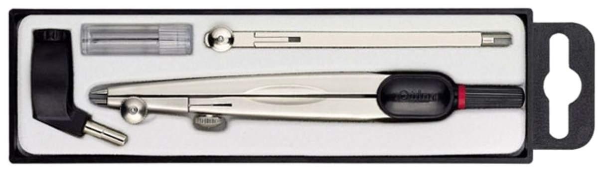 Готовальня Rotring Compact 4 предмета S0676540
