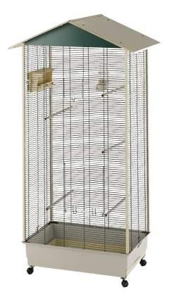 Клетка для птиц FERPLAST NOTA зеленый 82х58х166см