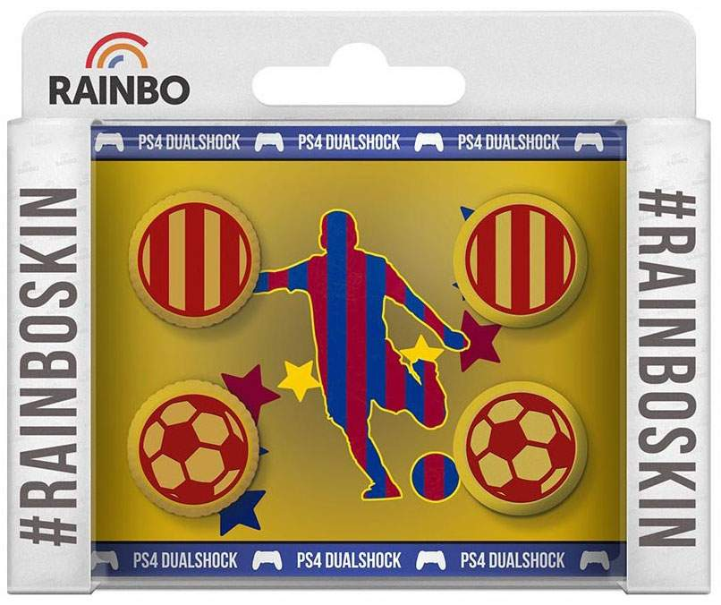 Стики-насадки Rainbo Барселона для Playstation 4