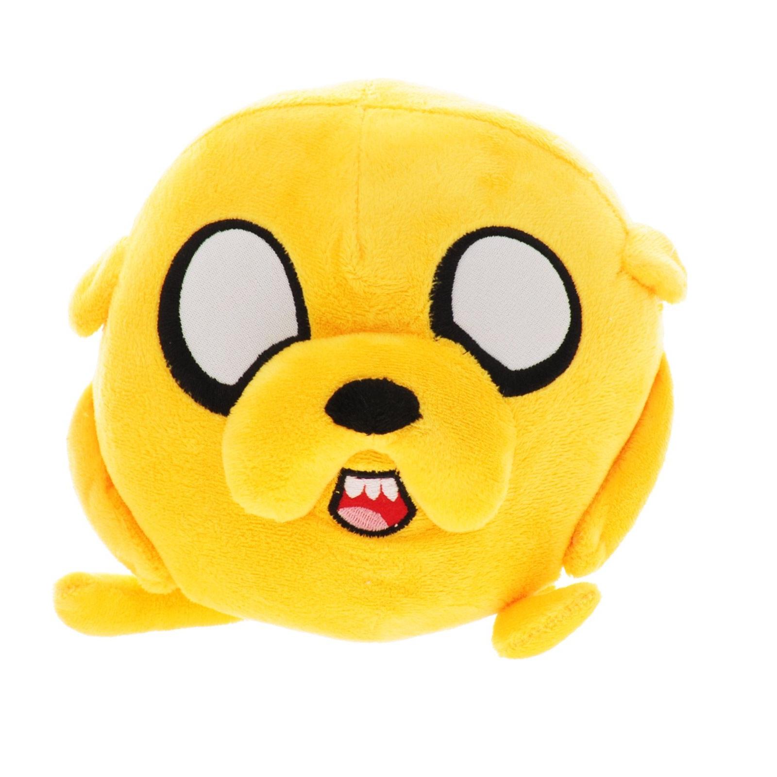 Мягкая игрушка Adventure Time плюшевая Adventure Time Jake Джейк 15 см