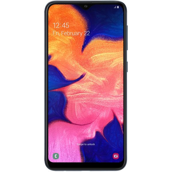 Смартфон Samsung Galaxy A10 (2019) 32Gb Black