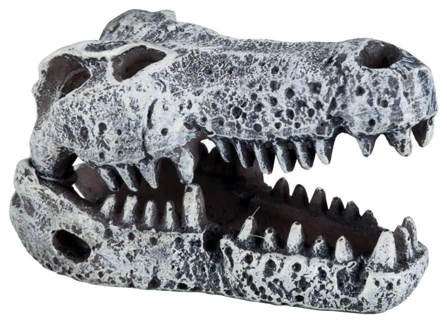 Грот для аквариума TRIXIE Dinosaur Skulls Черепа динозавров, в ассортименте, 21х11х6см 6шт
