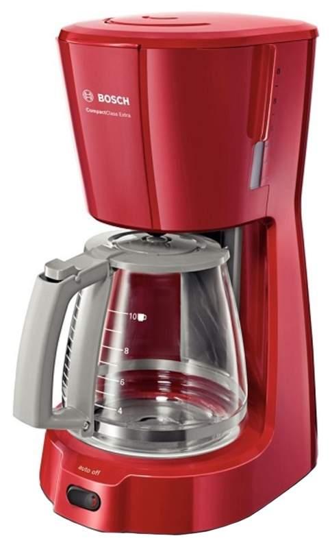 Кофеварка капельного типа Bosch TKA3A034 Red