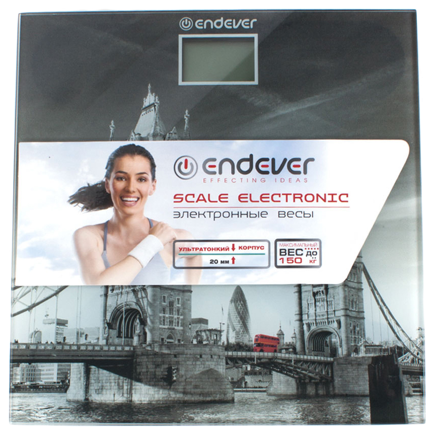 Весы напольные Endever FS-541 рисунок