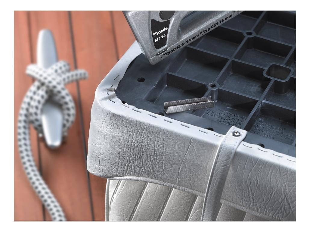 Скобы для электростеплера KWB 353-585