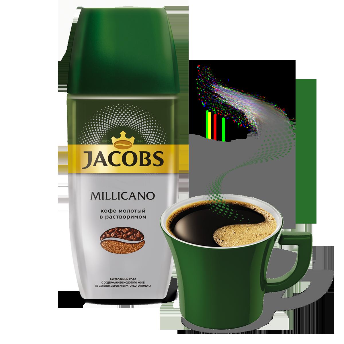 картинка кофе якобс миликано часть полезных