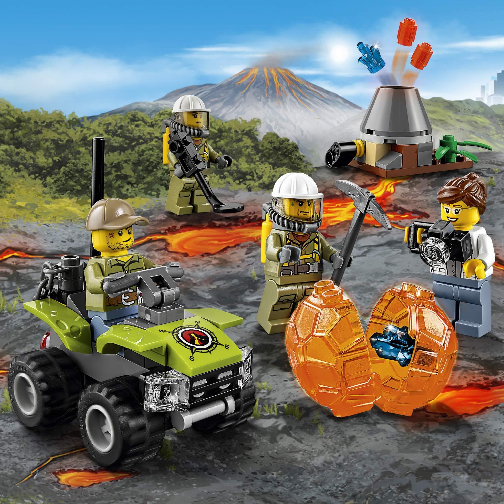 хранится исследователи вулканов лего картинки него