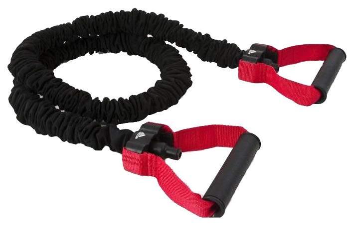 Миниатюра Эспандер Adidas ADTB-10603 красный/черный №1