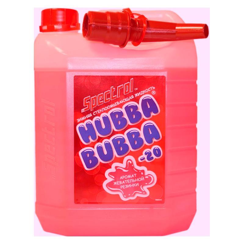 Стеклоомывающая жидкость Spectrol Hubba Bubba -20C 5 л