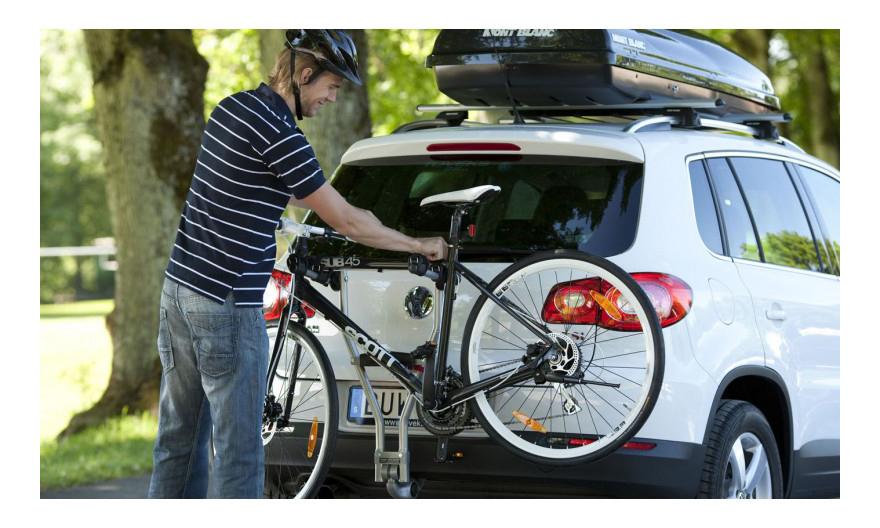 Крепление для велосипедов Mont Blanc На фаркоп (481000)