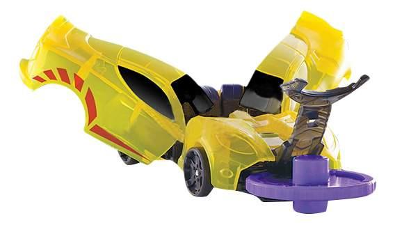 Машинка пластиковая Screechers Wild! L1 Спаркбаг