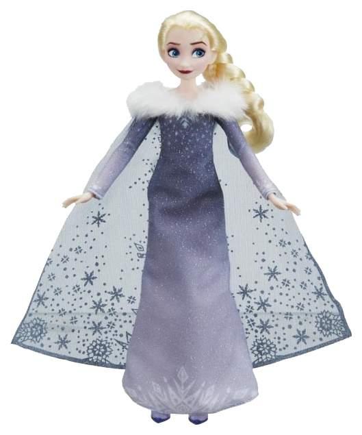 Фигурки сказочных персонажей Hasbro Disney Princess Холодное сердце поющая Эльза C2539EW0