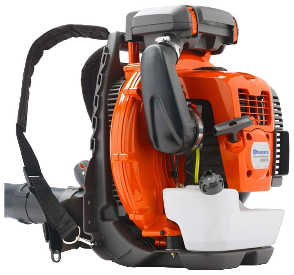 Husqvarna backpack blower 580bts fylina air compressor