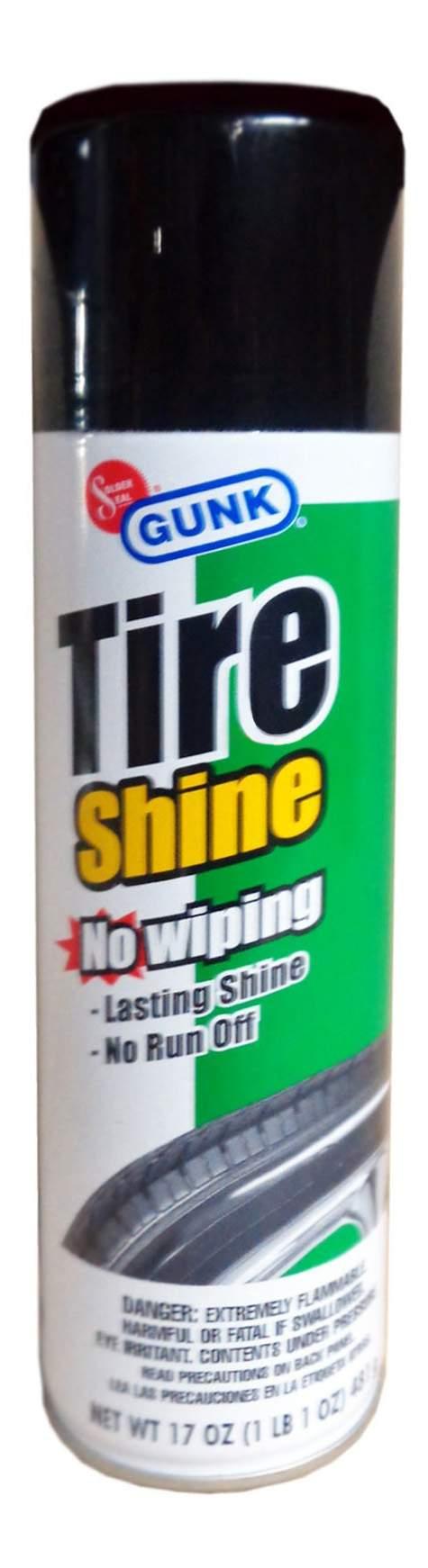 Блеск для шин GUNK Tire Shine (481гр)