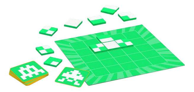 Настольная игра Djeco Пиксели