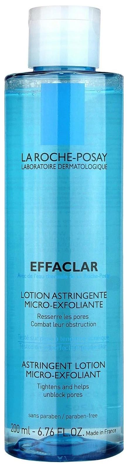Лосьон для лица La Roche-Posay Effaclar Для сужения пор 200 мл