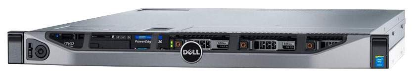 Сервер Dell PowerEdge R630 Стоечный 1U