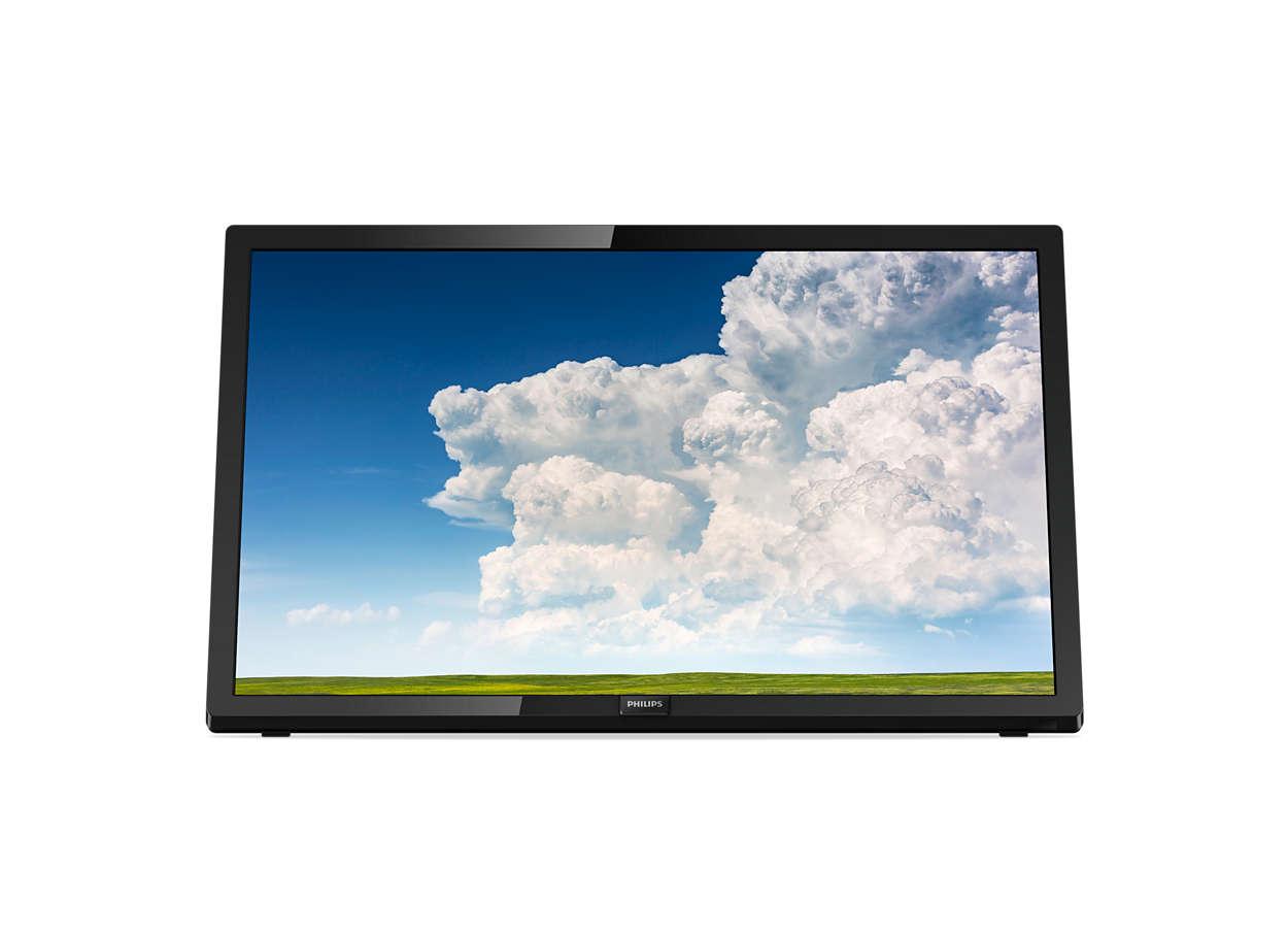 LED Телевизор Full HD Philips 22PFS5304/60