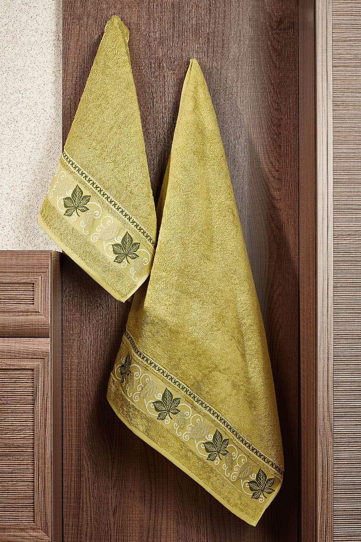 Полотенце Primavelle Lea Цвет: Оливковый (50х90 см)