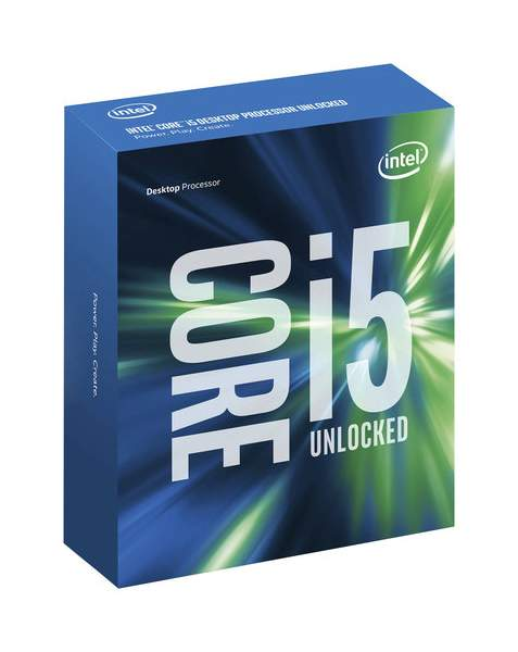 Процессор Intel Core i5 6600K Box