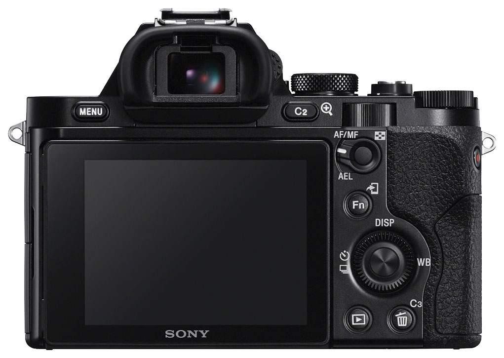 Фотоаппарат системный Sony Alpha A7R Body Black