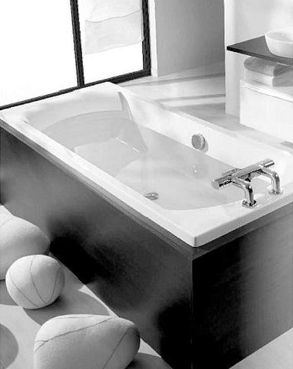 Акриловая ванна Jacob Delafon Ove 180х80 без гидромассажа