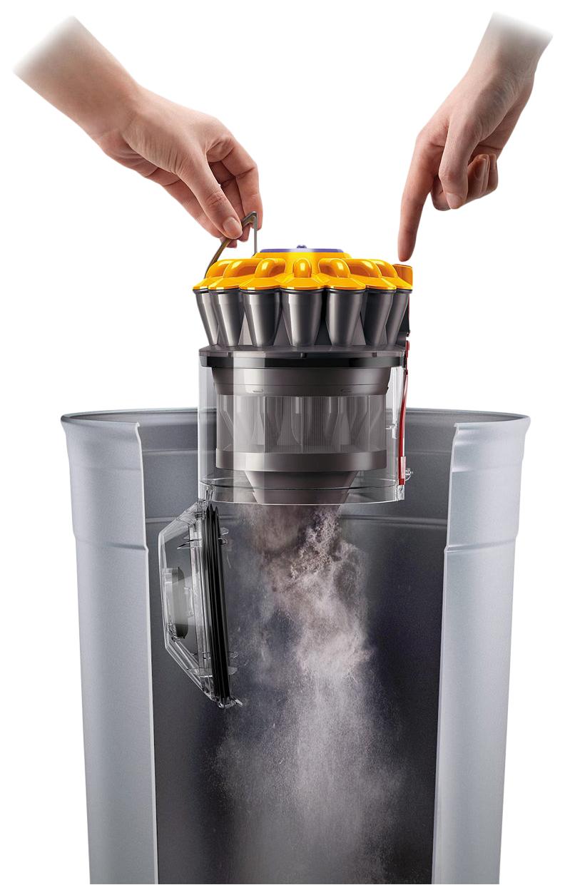 Как мыть пылесос дайсон парогенератор dyson