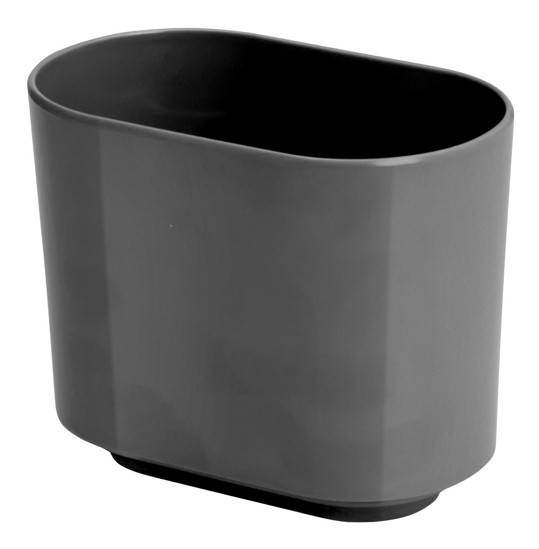 Подставка для зубных щёток step тёмно-серый