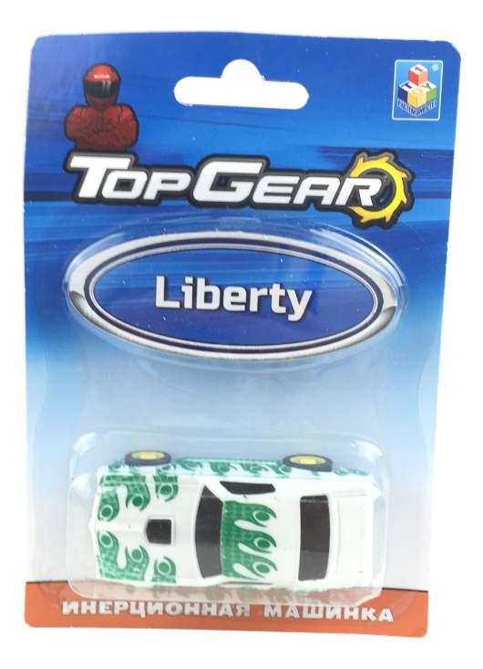 Машинка пластиковая 1TOY Top Gear. Liberty