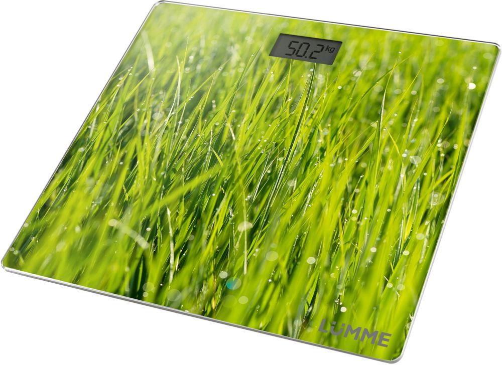 Весы напольные Lumme LU-1329 Green