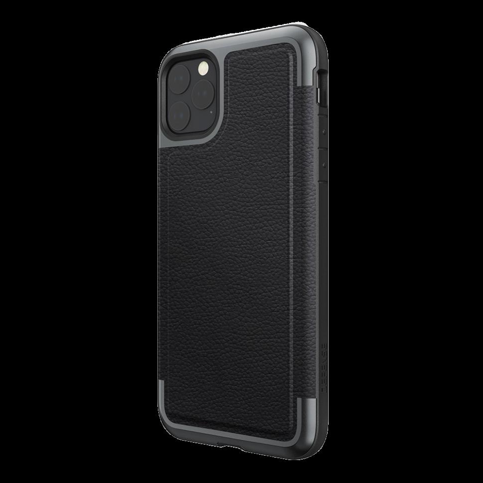 Миниатюра Чехол X-Doria Defense Prime для Apple iPhone 11 Pro Black №1