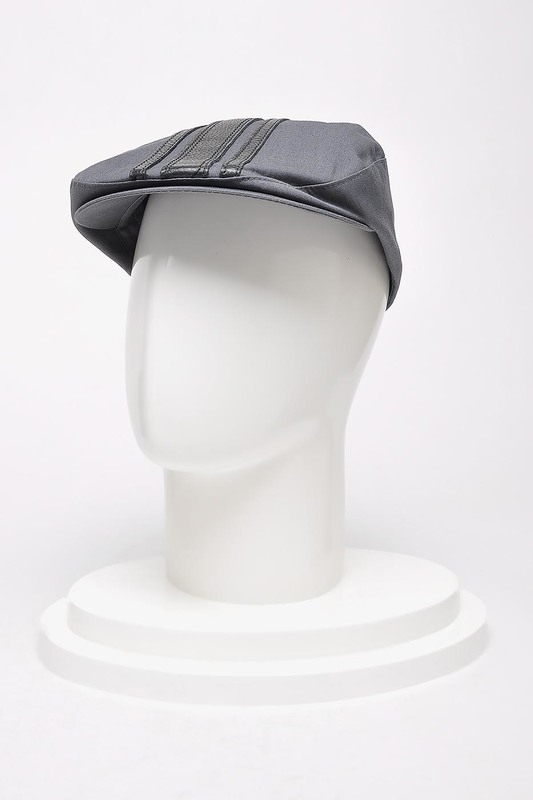 Кепка мужская CNC costume national 09PN0GD280814 серая 54