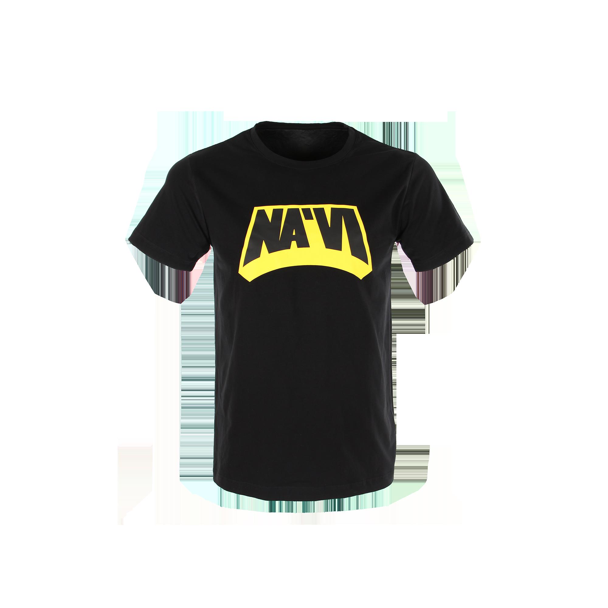 Футболка NaVi Epic Black (XXL)