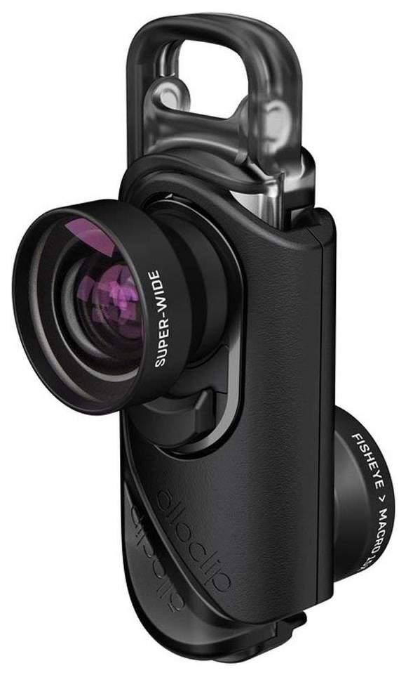 Объектив для смартфона Olloclip Core Lens Set для iPhone 7/8/7 Plus/8 Plus Black