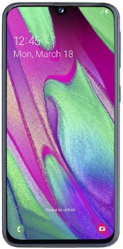Смартфон Samsung Galaxy A40 (2019) SM-A405FM/DS 64Gb Black