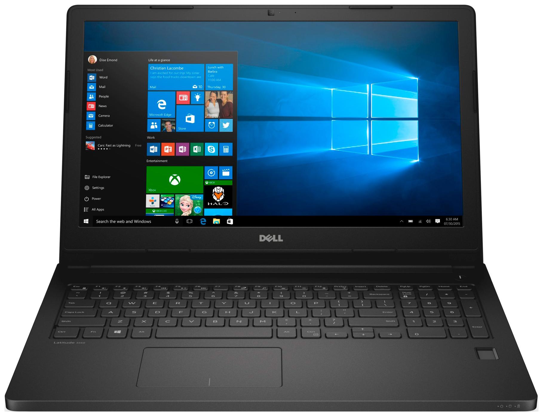 Ноутбук Dell 3560-4575