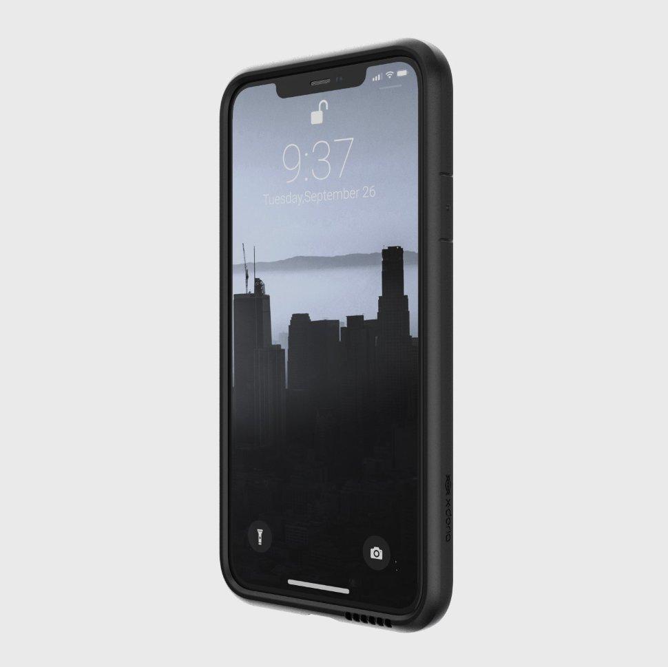 Миниатюра Чехол X-Doria Defense Prime для Apple iPhone 11 Pro Black №2