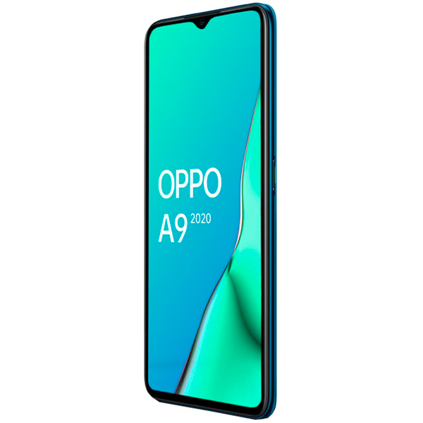 Смартфон Oppo A9 (2020) 4/128GB (CPH 1941) Морской зеленый - Цена:19990 руб.