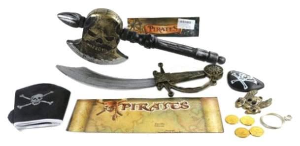 Игровой набор Shantou Gepai Пираты U99-A1
