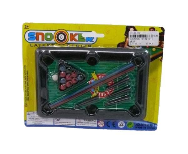 Настольная игра Shantou Gepai snooker бильярд