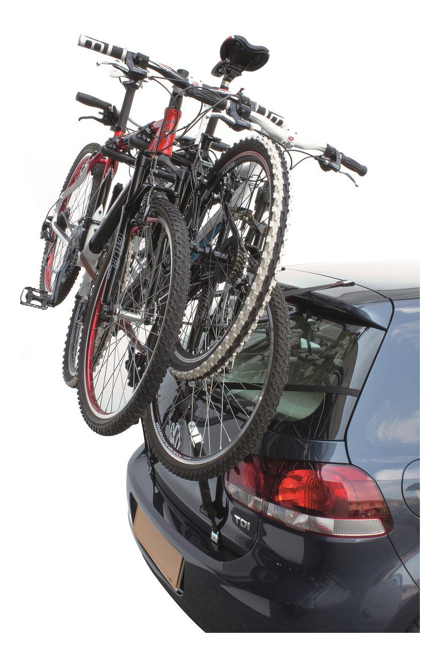 Крепление для велосипедов Peruzzo На дверь багажника (308)
