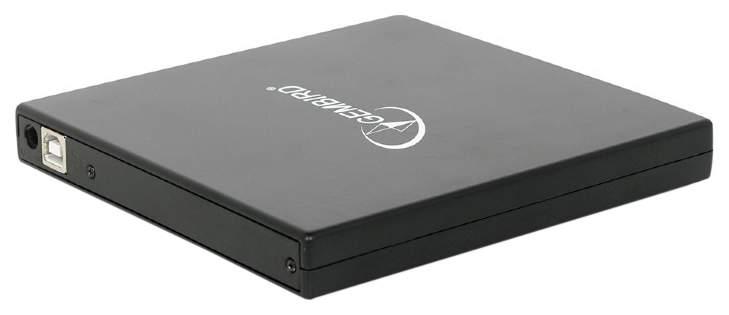Привод Gembird DVD-USB-02