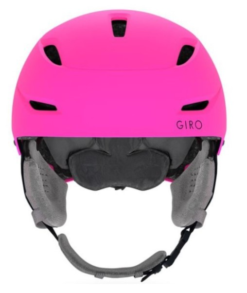 Горнолыжный шлем женский Giro Essence Mips 2019, светло-розовый, M