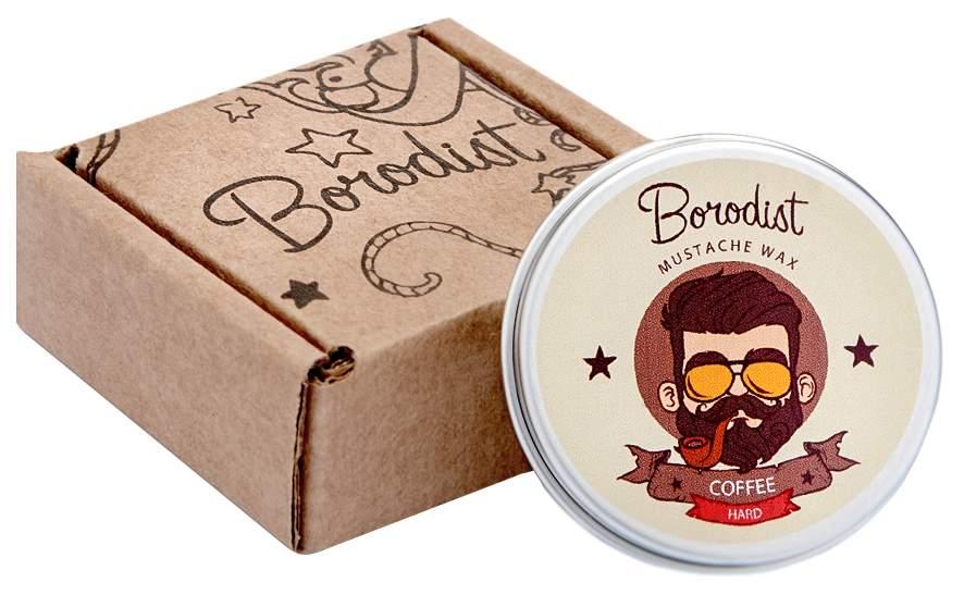 Воск для усов Borodist Coffee Wax 13 г