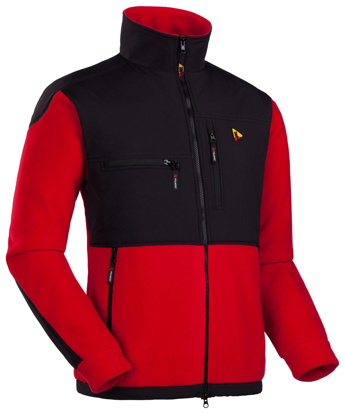 Куртка мужская Bask Stewart V2, красная, XL INT