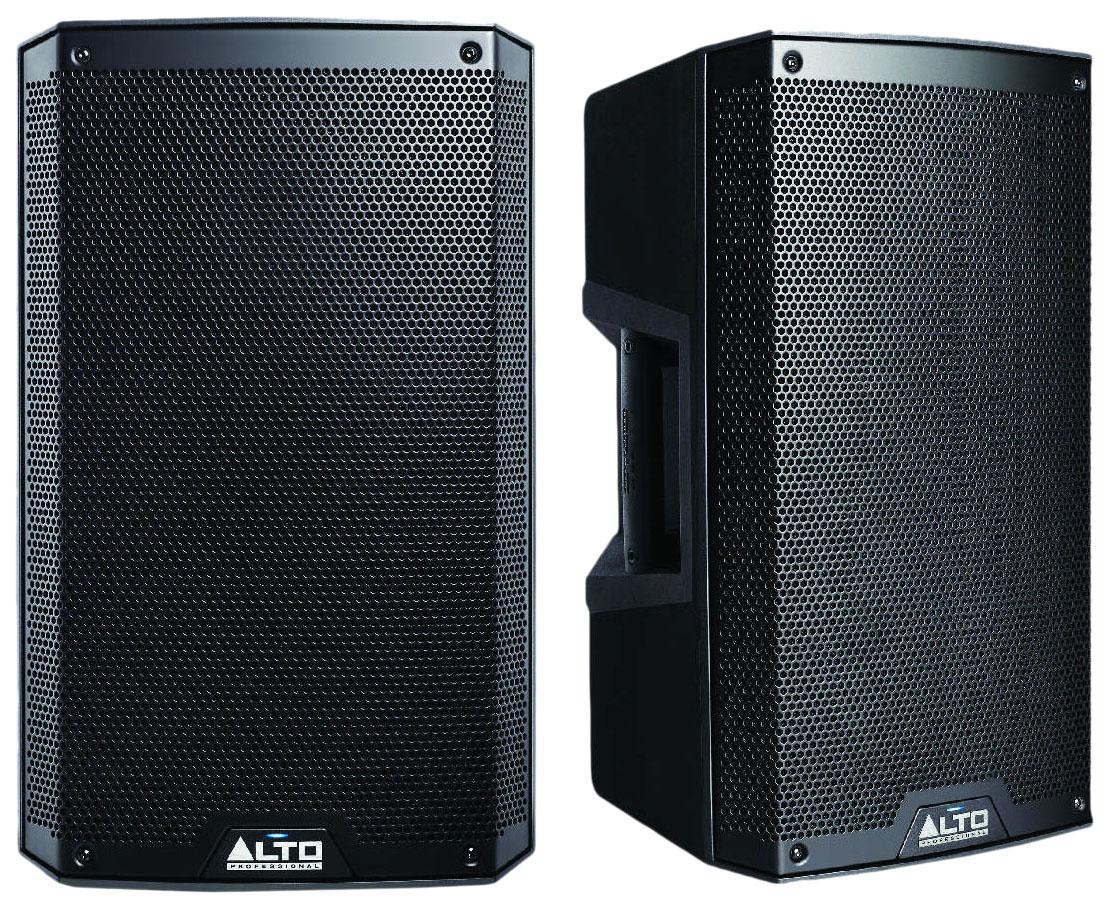 Активные колонки Alto TS310 Black