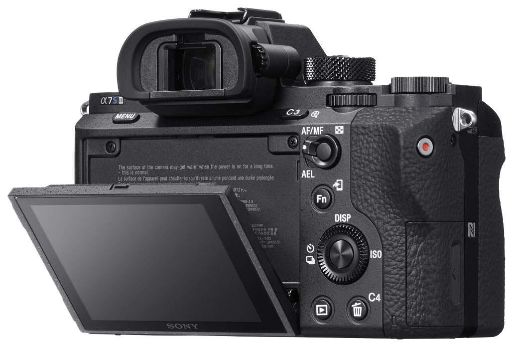 Фотоаппарат системный Sony Alpha A7S II Body Black