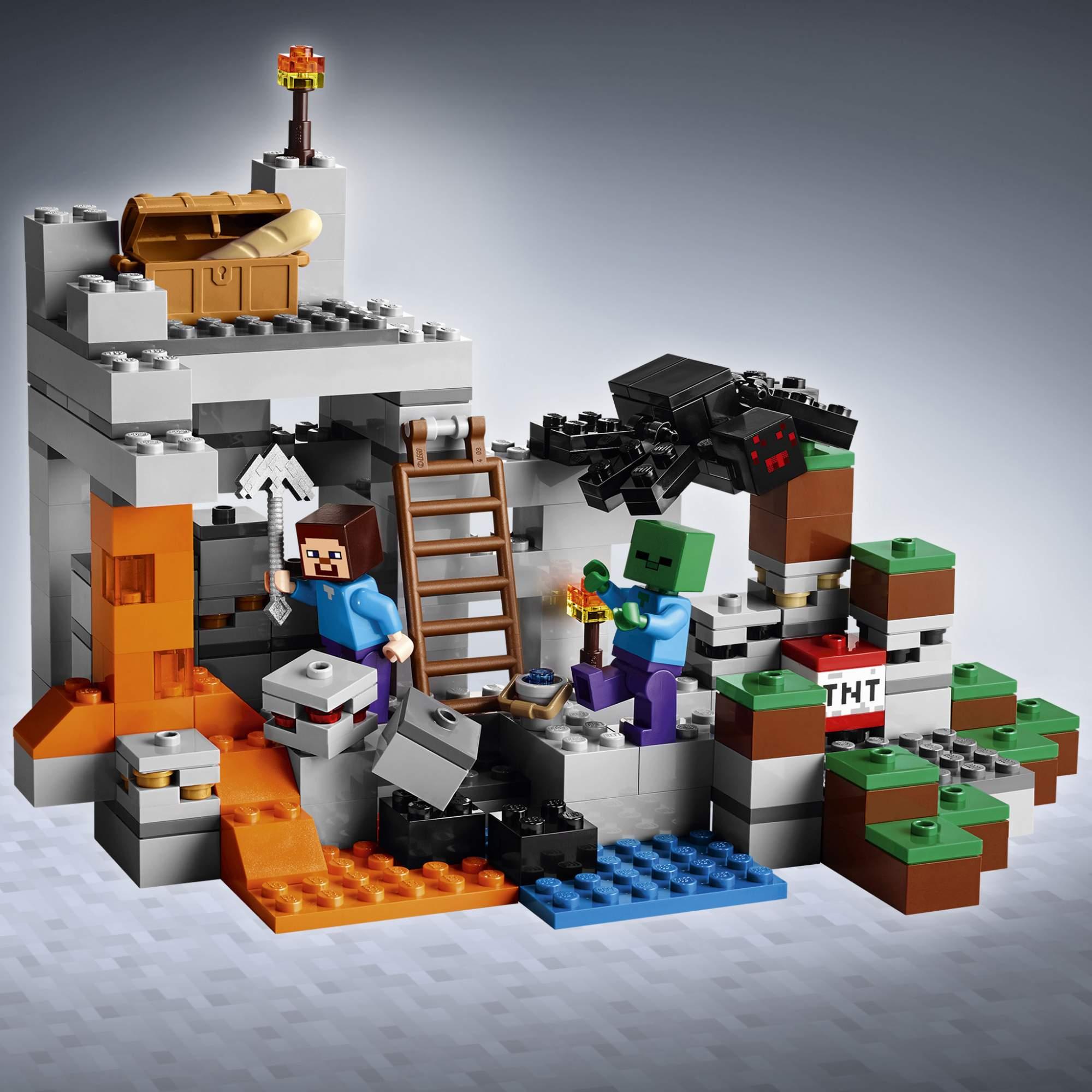 самый дорогой лего майнкрафт #5
