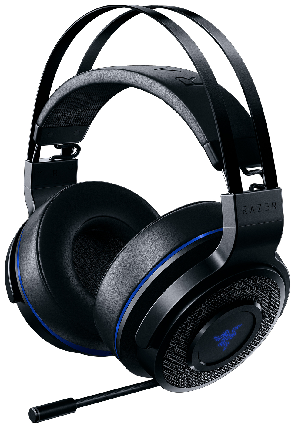 Игровые наушники Razer Threshe Blue/Black (RZ04-02230100-R3M1)